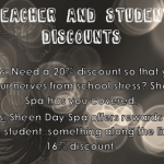 Teacher & Student Discount Card HP